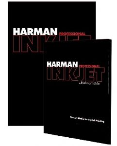 harman Baryta Papir Harman Baryta HI Gloss FB AI 320g A4 50 ark (1153217)